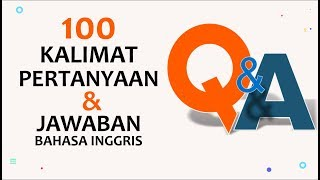Download lagu KALIMAT BAHASA INGGRIS QUESTION AND ANSWER