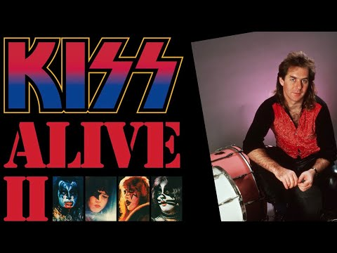 Anton Fig responds to rumors that he played drums on KISS Alive II studio tracks