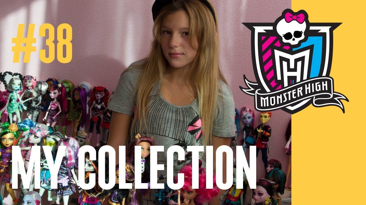Мои куклы монстер хай видео фото 671-758