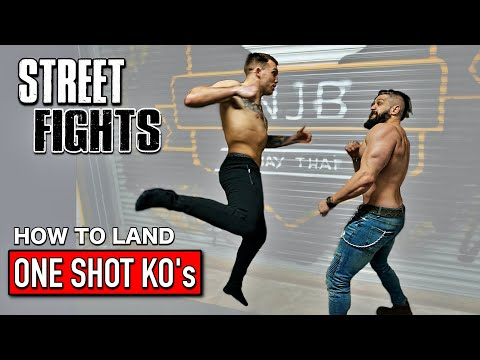 TOP 5 KNOCK OUT TECHNIQUES Anyone Can Use! | Most Painful Self Defence Moves | STREET FIGHT SURVIVAL