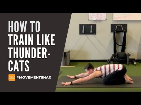 How to Train like the Thunder Cats