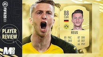 FIFA 20 REUS REVIEW | 88 REUS PLAYER REVIEW | FIFA 20 Ultimate Team