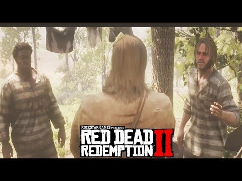 Red Dead Redemption 2 Stranger Mission The Ties That Bind Us (RDR 2)