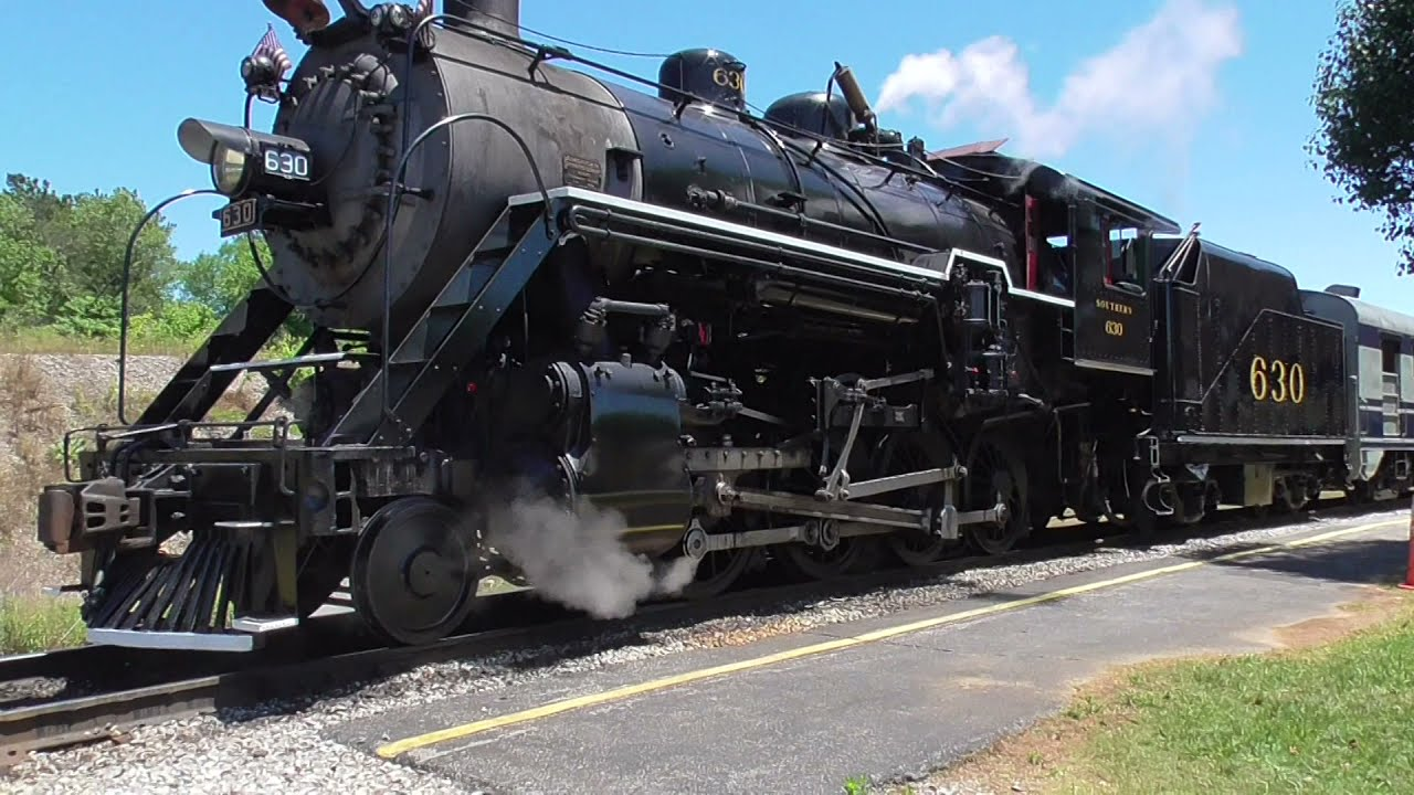 Download Tennessee Valley Southern #630 Locomotive Action