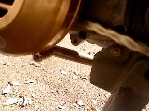 Mystery Baretta Moped sound pt. 1