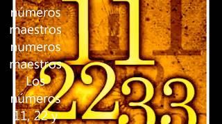 Significado De Los Números Maestros 112233