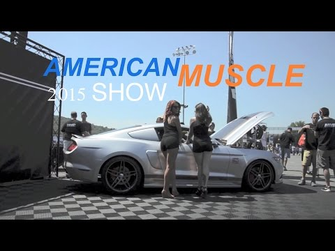 American Muscle 2015 Show