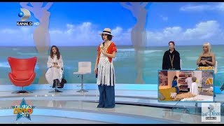 Bravo, ai stil! All Stars (01.05.2018) - Tinuta Marisei reuseste sa-i scoata din minti pe jurati!