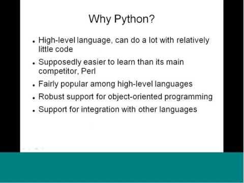 ARM | Python Programming