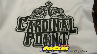 RTV focus VRanje  Cardinal Point - promocija albuma Spit On Trust And Reliance    26092015