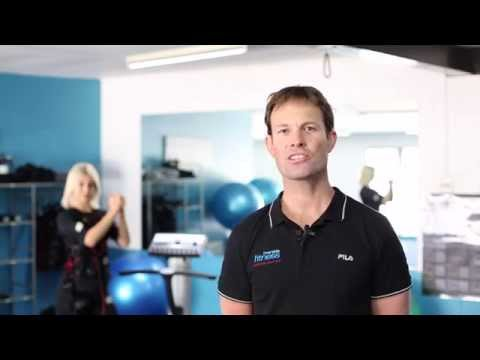 Electrical Muscular Stimulation (EMS) at Riverside Fitness