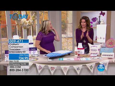 HSN | Create It Yourself 10.03.2017 - 08 AM