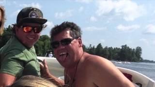 Bucket List 2016 - Houseboating in the Kawartha lakes - Bucket List 2016