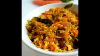 Carrot Bitter Gourd Thoran (Tips to lower the bitterness)|Pavakka thoran
