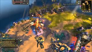 Battleforge Dutch Commentary Replays (Crusade Expere)