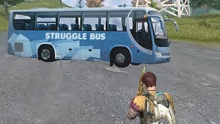 All Aboard the STRUGGLE BUS! (Rules of Survival)