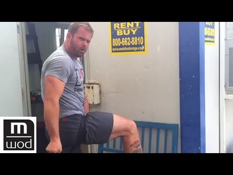 Compression tack and floss | Feat. Kelly Starrett | Ep. 333 | MobilityWOD