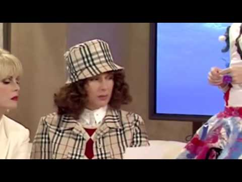 Absolutely Fabulous 4x01 Parralox