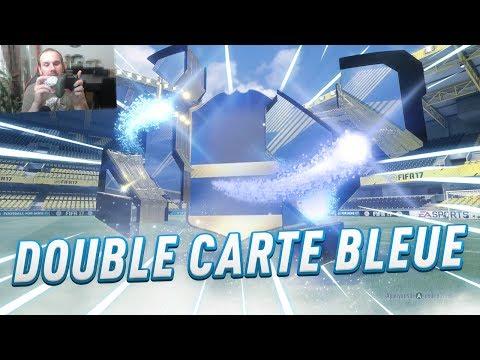 FIFA 17 PACK OPENING - DÉJÀ DU TOTS CALCIO A ! DOUBLE CARTE BLEUE  !!!
