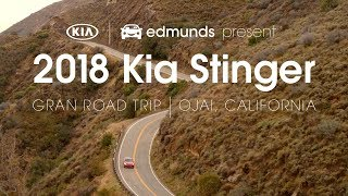 2018 Kia Stinger Gran Road Trip | Part 2 | Sponsored Content