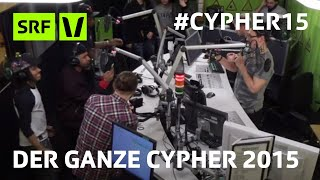 Virus Bounce Cypher 2015 #VirusCypher