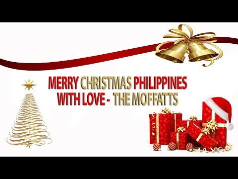 Merry Christmas 2016 to Everyone in the Philippines from Bob, Clint & Scott Moffatt