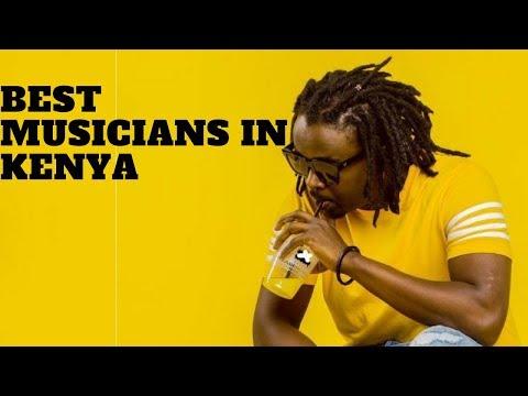 Top 10 Best Musicians in Kenya