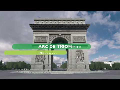 SCHNEIDER ELECTRIC MARATHON DE PARIS 2017 - PARCOURS