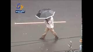 Heavy Rain in Visakha & Vizianagaram Districts: Disrupt Normal Life