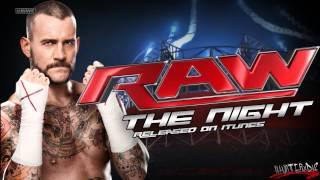 "WWE [HD] : WWE Raw 12th Theme Song - ""The Night"" By Kromestatik + [Download Link]"