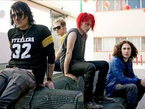 My Chemical Romance - Black Dragon Fighting Society & Download Link