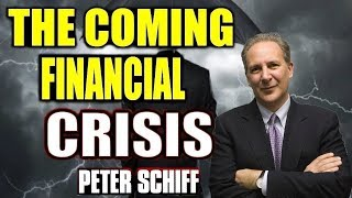 Peter Schiff Warning : Fiat Money may not Survive this Recession