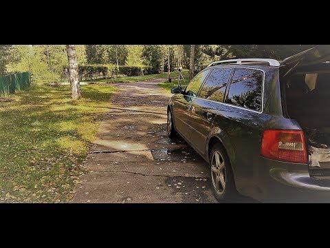 Обзор и тест-драйв в 4к. Audi A6(C5) 3.0 quattro