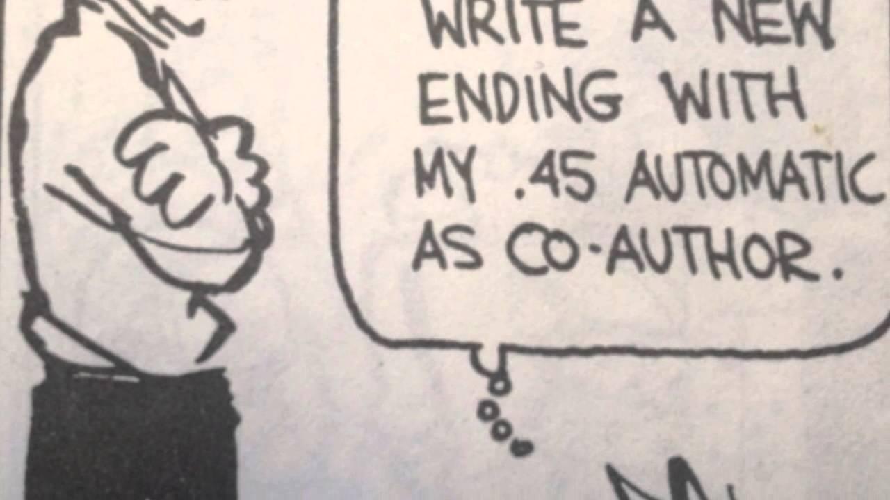 Calvin And Hobbes Tracer Bullet Returns Youtube