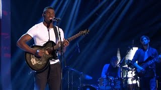 Emmanuel nwamadi performs 'the sweetest taboo' - the voice uk 2015: blind auditions 3 - bbc one