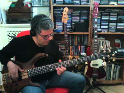 Suggest Ken smith bass guitar licks was and
