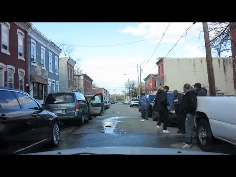 NORTH PHILADELPHIA SLUMS