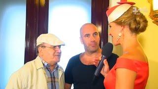 """Зірка """"Квартету И"""" Ростислав Хаїт показав кумедну суперечку з батьком-гумористом"""