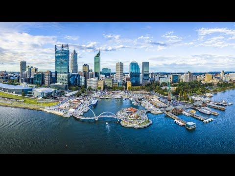 Travel To Perth City, Australia
