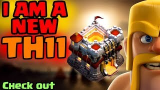 I AM A NEW TH11... Check Out Initial Upgrades List....