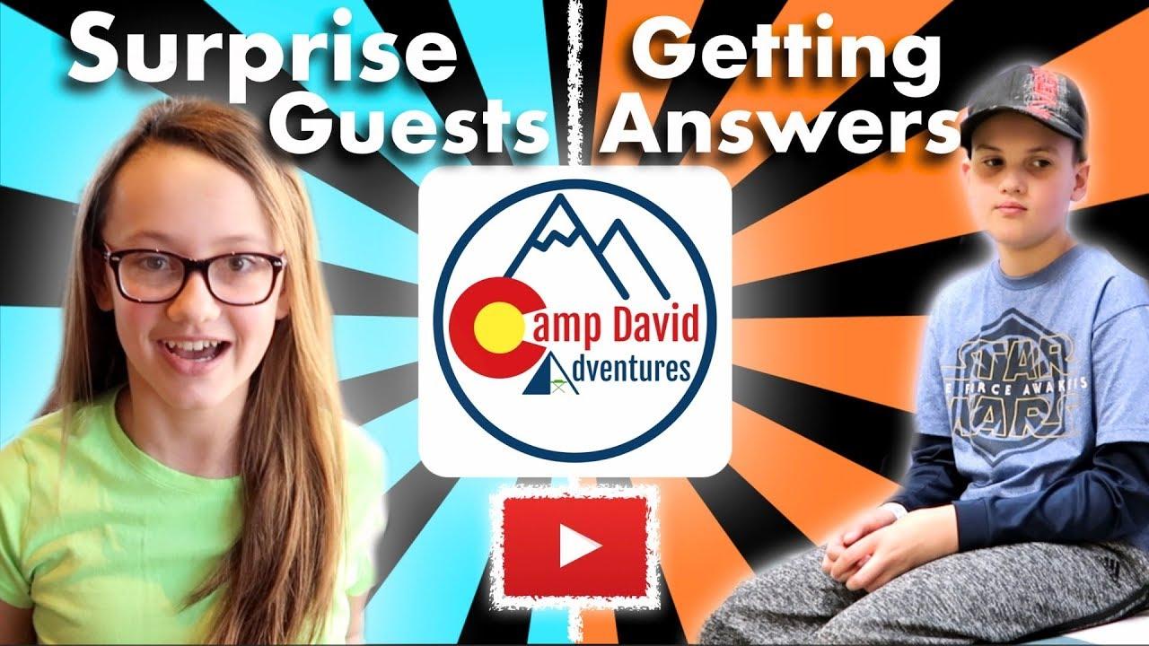 Camp David Adventures Episode 74 ...