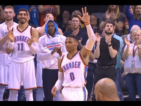 Best of Russell Westbrook's Historic Season!   April 7, 2017