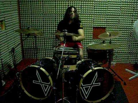 Thom - Alchimia San Marino - Drum Solo in Sala Prove