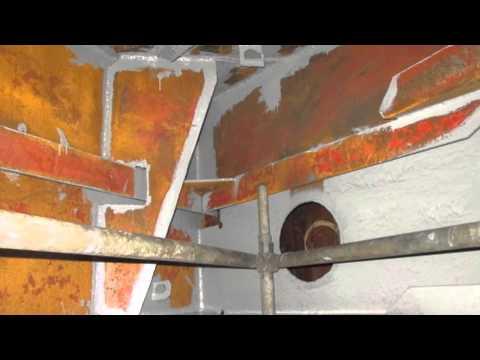 Water blasting & Painting Tank Preload No.5 (Raniworo Rig)