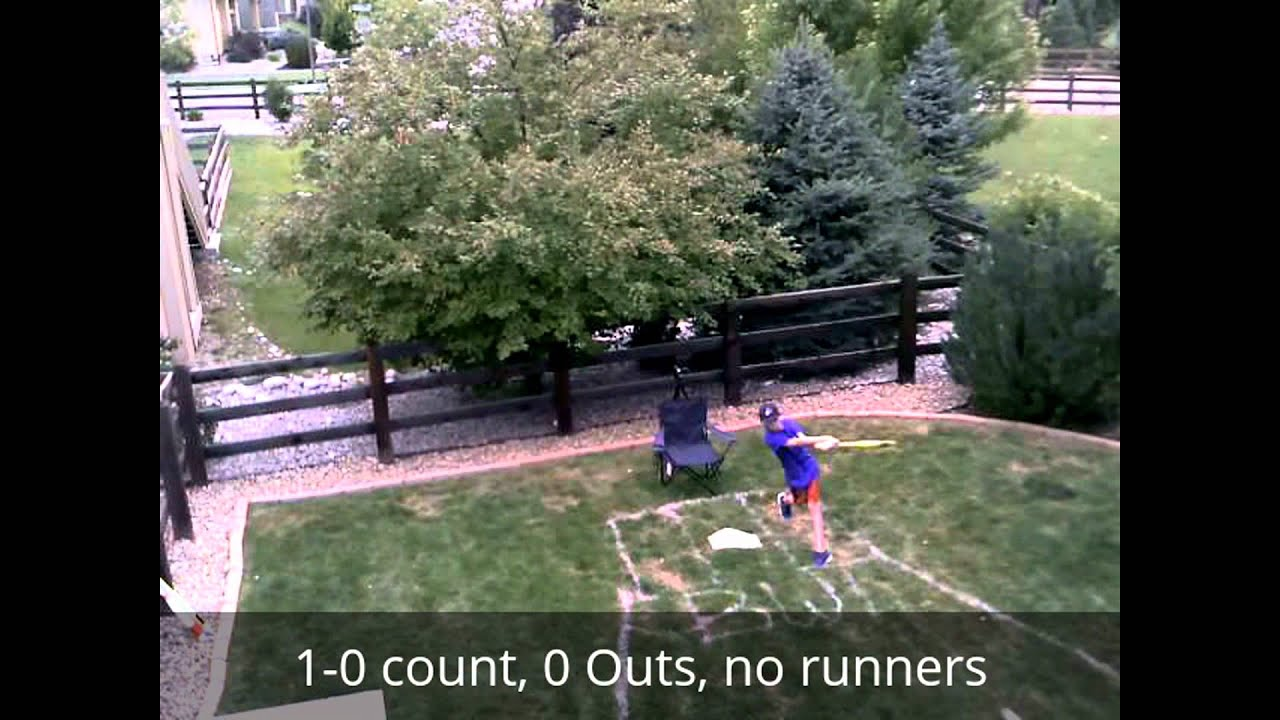bwl wiffleball game 9 youtube
