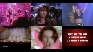 Bananarama I Heard A Rumour MultiVideo by DcsabaS lyrics