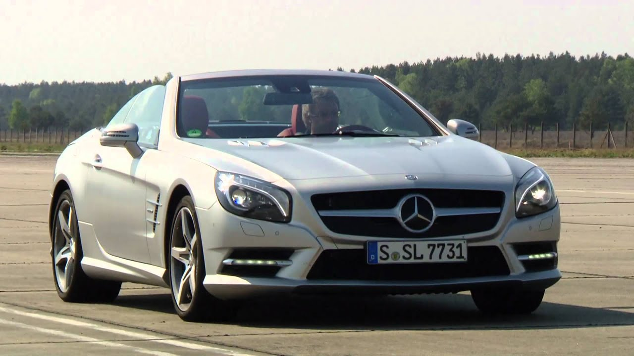 einzeltest mercedes sl 500 edition 1 youtube. Black Bedroom Furniture Sets. Home Design Ideas