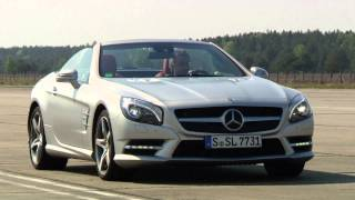 Einzeltest Mercedes SL 500 Edition 1