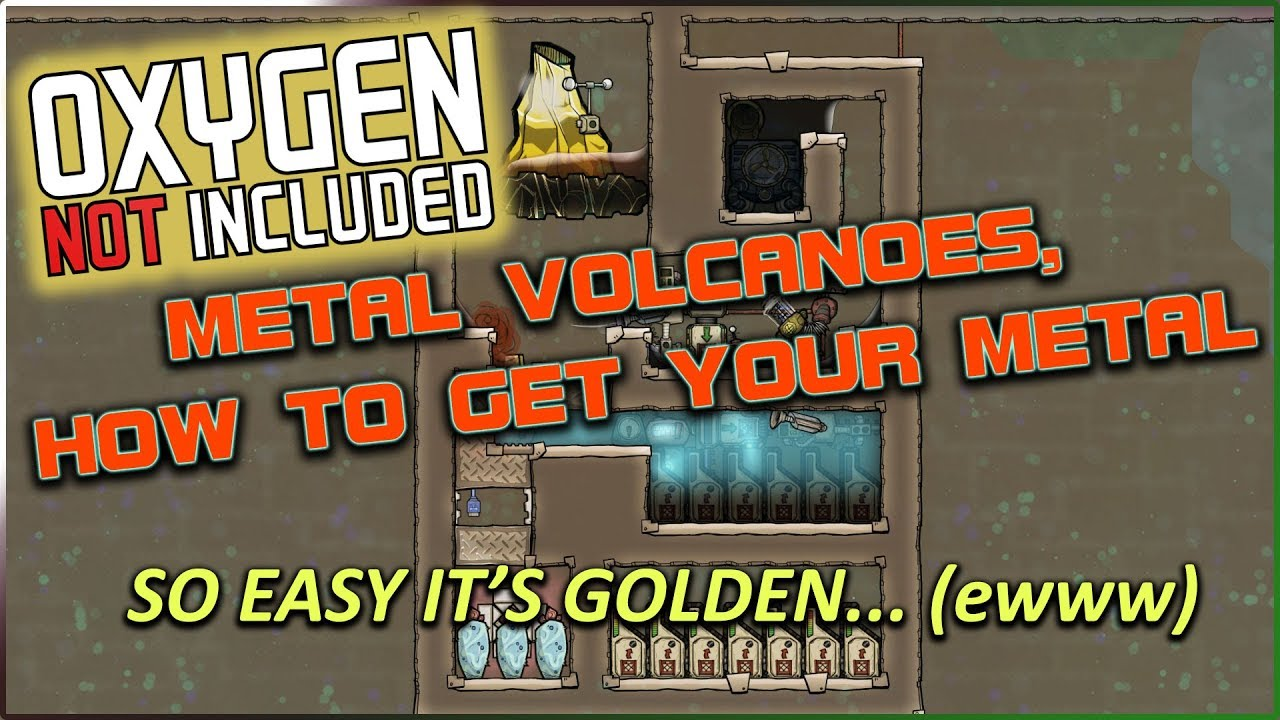 METAL VOLCANO MANAGEMENT : GETTING YOUR METAL!