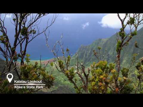 Kauai, Hawaii: Hiking and Ziplining around Waimea Canyon State Park